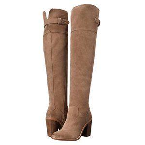 Dolce Vita - Okana Taupe Knee Boots 6